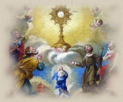 ¿Porqué la fiesta de Corpus Christi es en Jueves?
