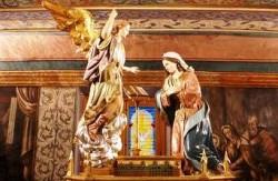 Caminata de la Virgen de la Encarnación