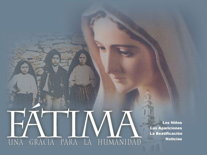 Novena a Nuestra Señora de Fátima por los 100  Años de su aparición Día Primero