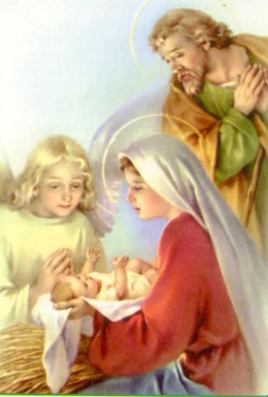4) El Nacimiento del Niño Jesús